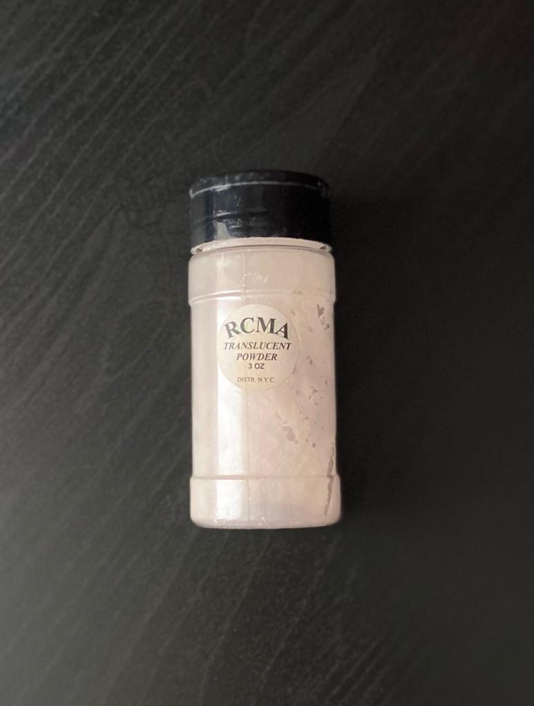 RCMA Translucent Setting Powder