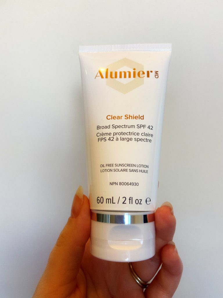 Alumiermd clearshield spf