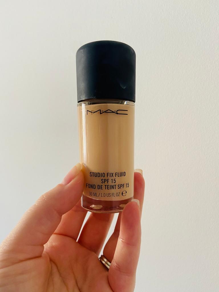 Mac Cosmetics Studio Fix Foundation