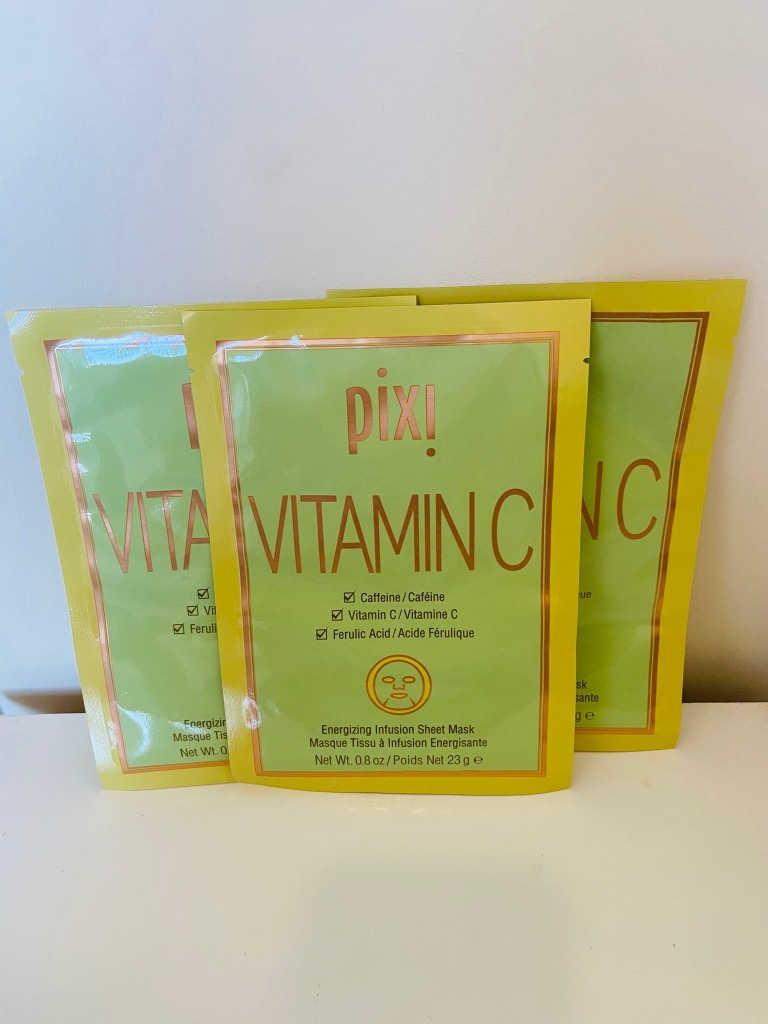 Pixi Vitamin C sheet mask