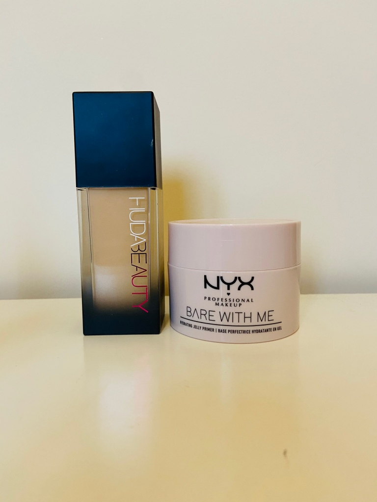 NYX Bare with me jelly primer